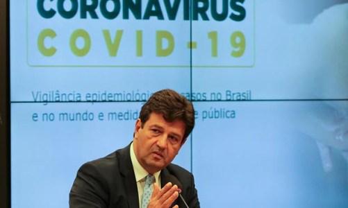 A pandemia do Coronavírus