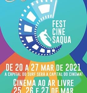 Saquarema receberá festival de cinema ao ar livre