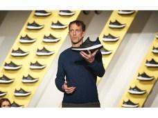 Ben Herath, vice-presidente de Design da adidas running