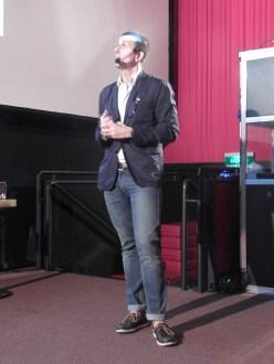 Ottavio Gallone, diretor de marketing do Instituto Marangoni
