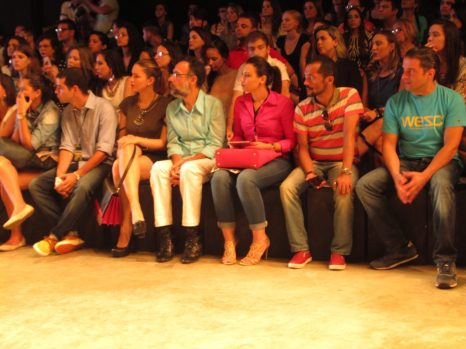 O estilista Mário Queiroz, um dos jurados do Concurso dos Novos e palestrante do DPM