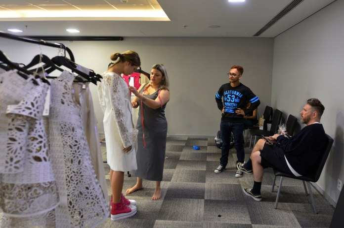 Senai Brasil Fashion - backstage - ModaNews (3)