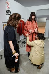 Beira - backstage - spfw n45 - osasco fashion