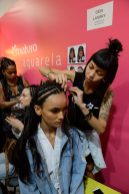 Lenny Niemeyer - backstage - spfw n45 - osasco fashion
