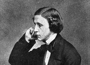 Retrato de Lewis Carroll