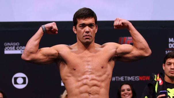 Lyoto Machida enfrenta Yoel Romero no UFC Fight Night 70 (Reprodução)