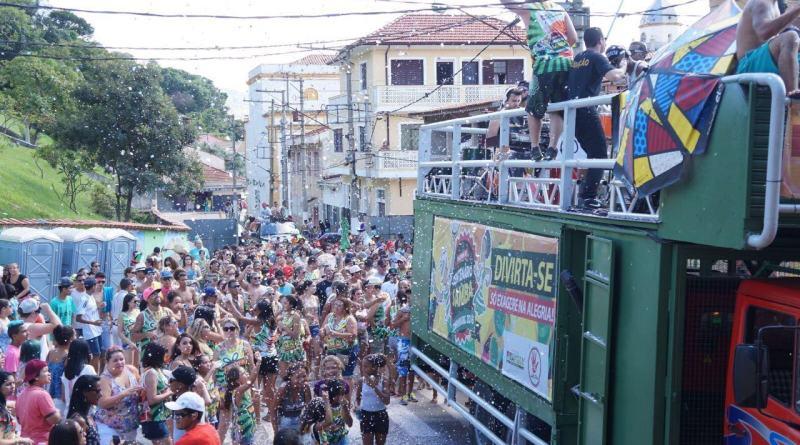Carnaval de Pirapora do Bom Jesus promete ser o maior da região