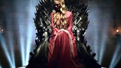 Игра на тронове (Game of Thrones) - Железния трон (Iron Throne) Церсей Ланистър (Ланистърката)