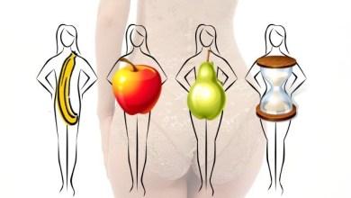 Каква формата на тялото има жената