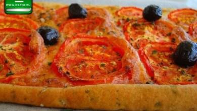 Рецепта за лодки от бутер тесто с домати и моцарела