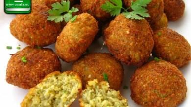 Рецепта за фалафел (арабски кюфтенца от нахут)