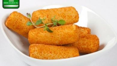 Рецепта за картофени крокети с бекон