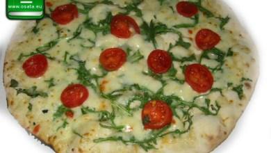 """Рецепта за пица """"бианко неве"""""""