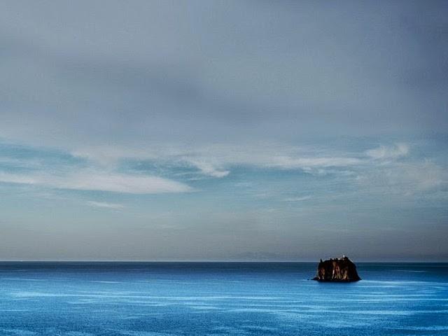 Недостъпната атракция - Самотният фар на остров Стромболичио