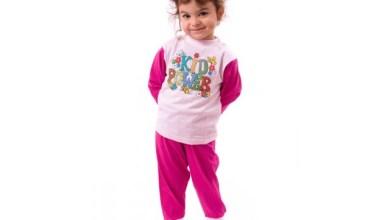 Изборът на детска пижама трябва да зависи от самото дете.