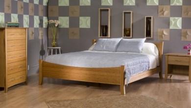 Екологично обзаведена спалня