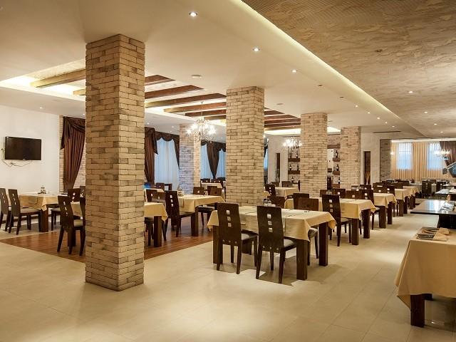 Гранд Рояле Хотел & SPA-Банско ресторант