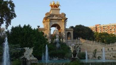 На екскурзия в Каталуня, Барселона