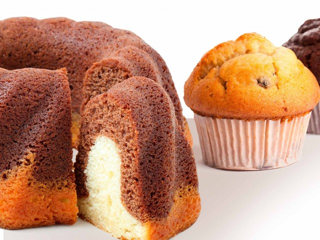 Рецепта за кекс и мъфини