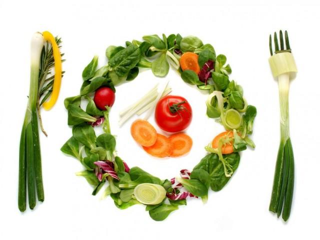 Вегетарианство и здравословно хранене
