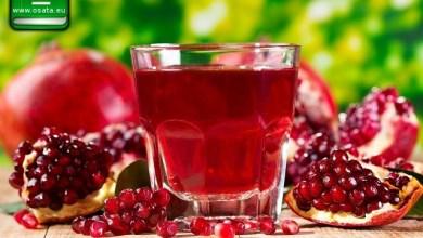 Рецепта как да приготвим домашен сок от нар