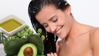 Маска за коса с авокадо, зехтин, кисело мляко