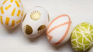 Оригинални идеи за боядисване на великденски яйца