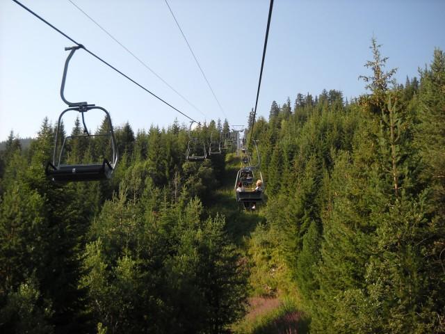 Седемте рилски езера - лифт