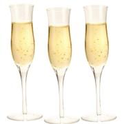 Шампанско Österreich Gold с 23 карата златни частици