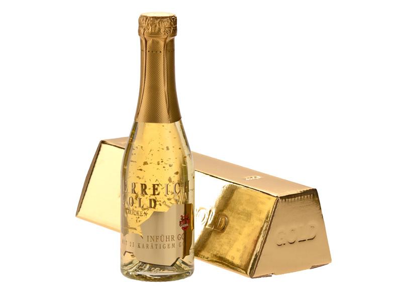 Златно шампанско Österreich Gold – 0.2l