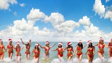 Коледа в Австралия