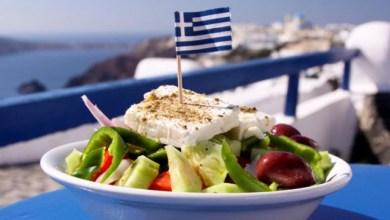 Гръцка кухня - почивка в Гърция