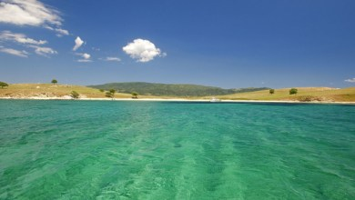 Остров Амулиани Гърция - плаж