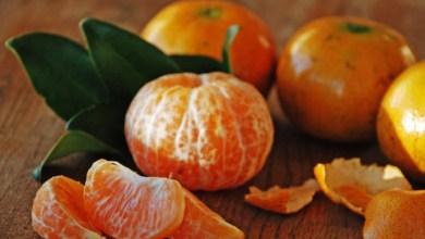 Диета с мандарини калории