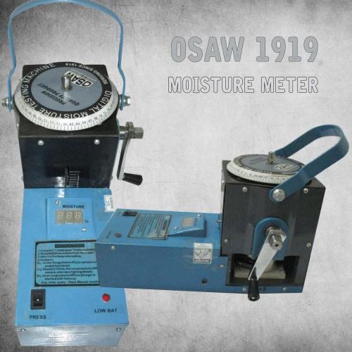 OSAW Digital Moisture Meter
