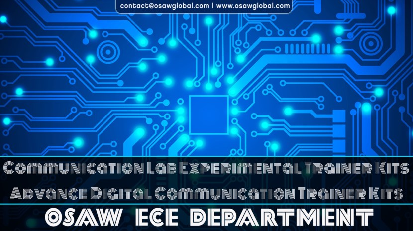 OSAW ECE Department - Communication Lab Trainer Kits