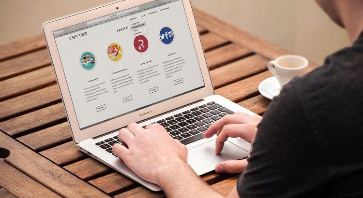 Herramientas online para crear webs