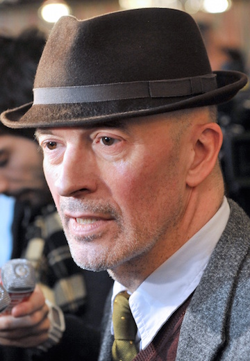 French film director Jacques Audiard ans