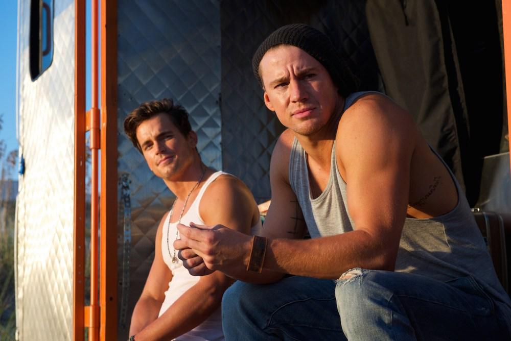 Matt Bomer ve Channing Tatum