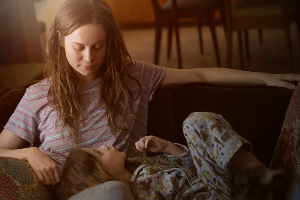 Brie Larson ve Jacob Tremblay