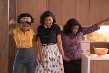 Fragman: Hidden Figures