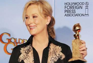 Cecil B. DeMille Ödülü, Meryl Streep'e gidiyor