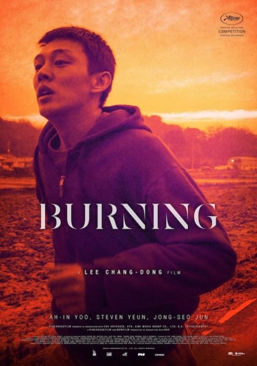 Burning Oscar Boy