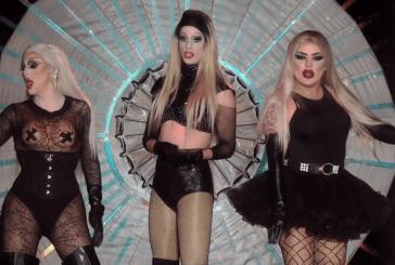 Keyfî Drag Race UK Tekrarı 1x05