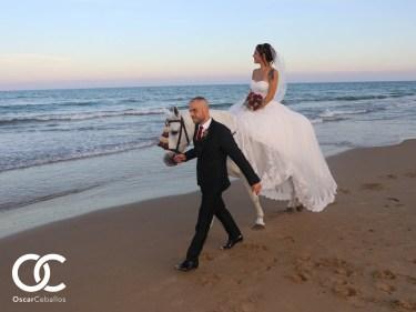 Oscar Ceballos Fotografo bodas en la playa