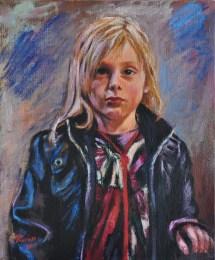 Tabata, Acrylic on canvas, cm.50x60, 2011 ■