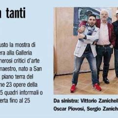 Prima Pagina di Reggio