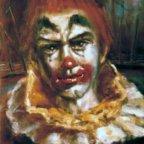 AD UN AMICO, Oil on canvas, cm.70×50, 1976 ■
