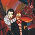 RIFLETTORI, Oil on canvas, cm 100X80, 1976 ■