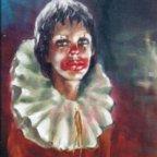 SOLITUDINE, Oil on canvas, cm 70×50,1977 ■